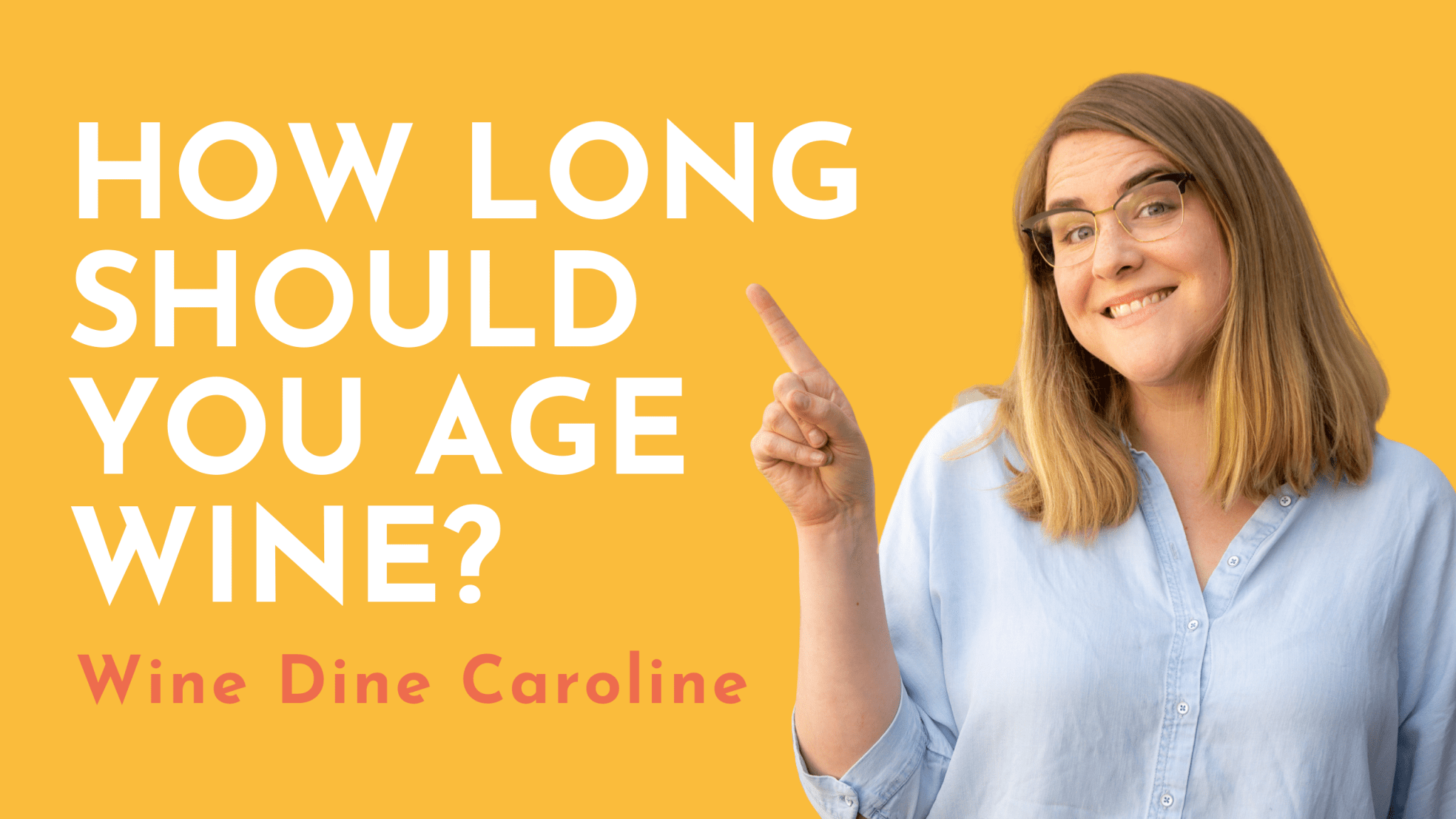 how long should you age wine?