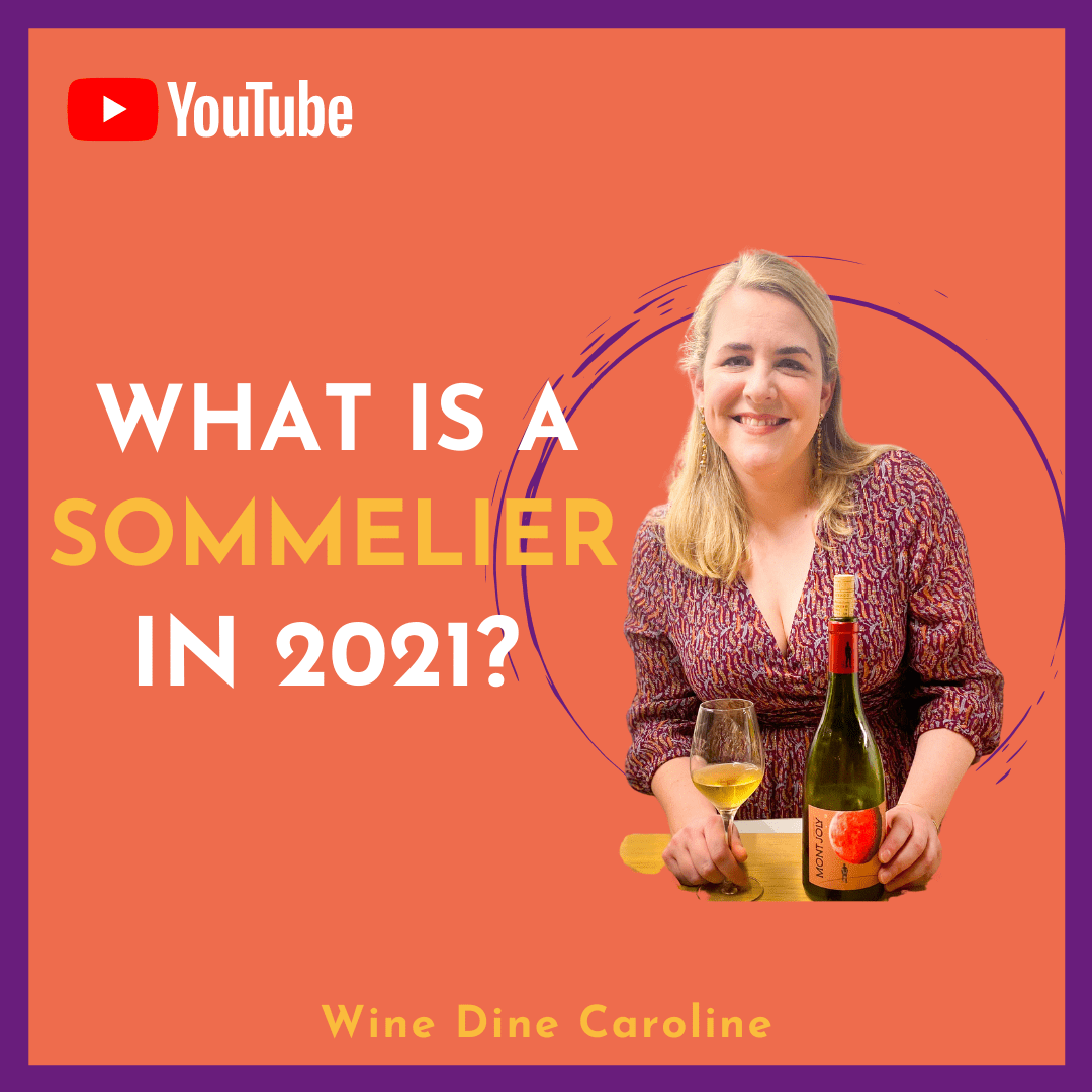 What is a Sommelier in 2021?
